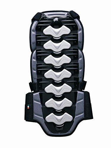 ZERO7 - Protector de espalda para motocross, color negro, talla XL