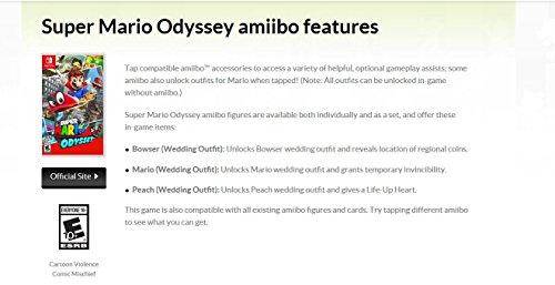 Super Mario Odyssey - Nintendo Switch