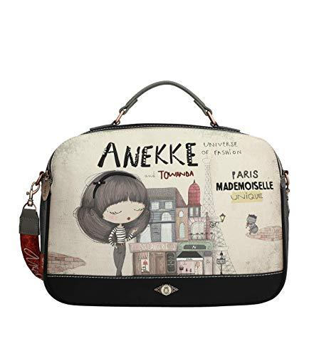 Anekke Portadocumentos Couture doble (49x9x30 cm)