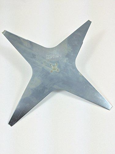 Wiper Original Zubehör - 25 cm vier Zahn Messer gerade für Wiper - Autoclip - Ambrogio