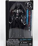Star Wars The Black Series Figura Darth Maul Vader Figura Phasma PVC Figura de acción Juguetes de Modelos coleccionables 17cm-C en Caja-G en Caja