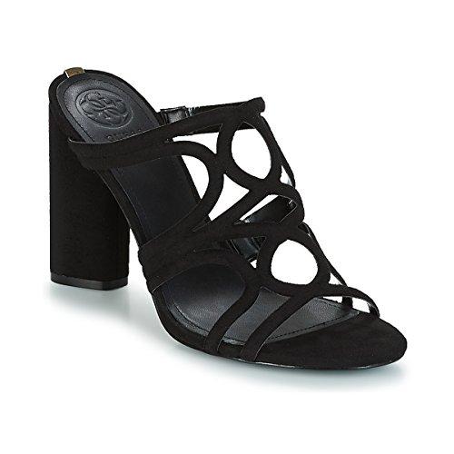 Guess Scarpe Sandalo Antonya Donna FLAT22 ESU19 Black PE18