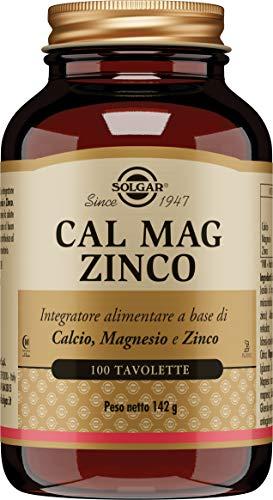 Calcio/Magnesio+Zinc(100) Compr
