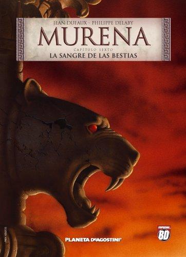 Murena nº 06: La sangre de las bestias (BD - Autores Europeos)