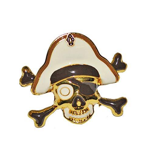 Bague Pirate - Taille Unique