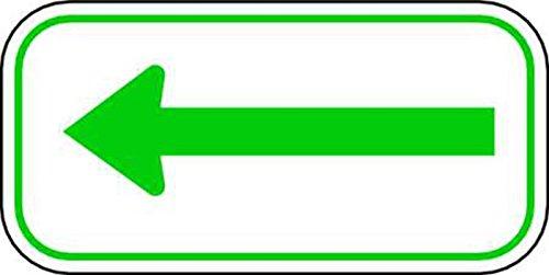 señal flecha aluminio fabricante Zing Green Products