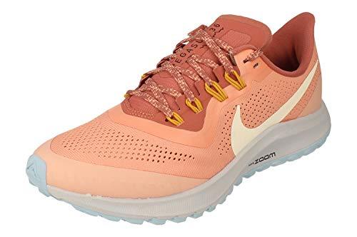 Nike Air Zoom Pegasus 36 Trail Mujeres Running Trainers AR5676 Sneakers Zapatos (UK 4 US 6.5 EU 37.5