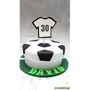 Geburtstag Geschenke Box Fussball Fan