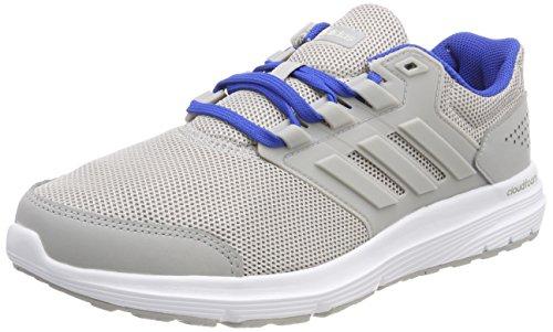 Adidas Galaxy 4 M, Zapatillas de Trail Running Hombre, Gris (Gridos/Gridos/Tinbla 000), 43 1/3 EU