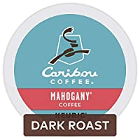 Caribou Coffee Mahogany, K-Cups for Keurig Brewers, 24-Count by BUALMARKET [並行輸入品]