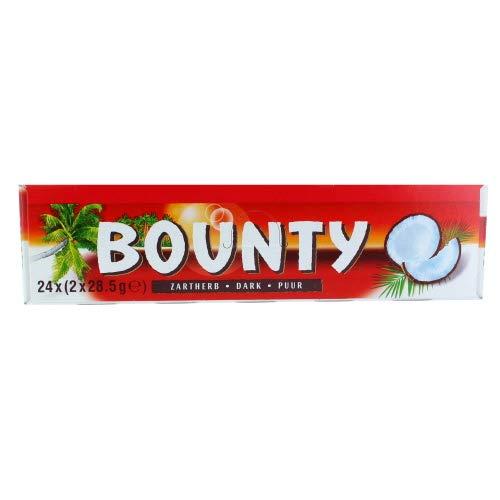 Bounty Cioccolato Nero 24x57g