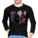 LilianR MGMT Oracular Spectacular Mens Long Sleeve T Shirt Black L