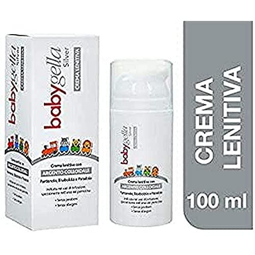Babygella Silver Crema Lenitiva Contro le Irritazioni per Bambini e Neonati - 100 ml