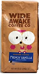 wide awake coffee co - french vanilla