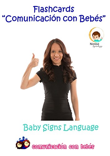 Flascards Comunicación con Bebés: Flashcards digitales para