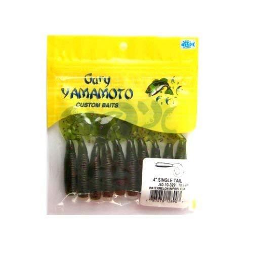 ゲーリーヤマモト(Gary YAMAMOTO) ルアー 4インチ グラブ 40-10-329