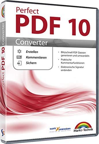 Perfect PDF 10 Converter - PDFs einfach konvertieren