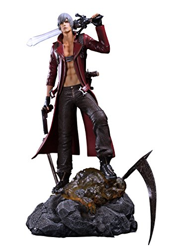Genesis Devil May Cry 3 PVC Statue 1/6 Dante 40 cm