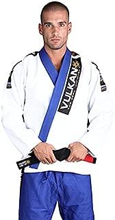 Vulkan Fight Company Brazilian Jiu Jitsu, Men's BJJ Pro Light GI for Martial Arts Sports
