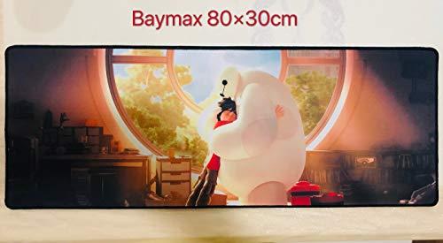 ZYQM Large Gaming Mouse Pad ,Non-Slip,Baymax,800X300X2mm (Baymax)