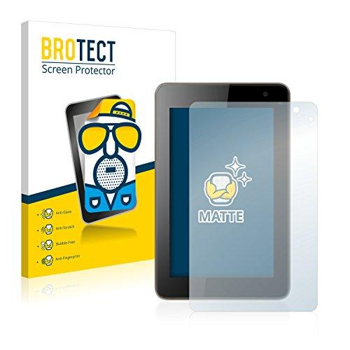 BROTECT 2X Entspiegelungs-Schutzfolie kompatibel mit Hisense Sero 7 Pro Bildschirmschutz-Folie Matt, Anti-Reflex, Anti-Fingerprint