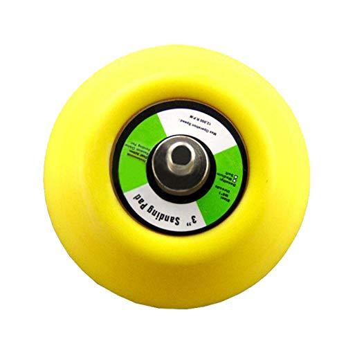 "Almohadilla de pulir almohadilla de pulir 75 mm (3 \""), para amoladora / pulidora Mini, 1 pieza"