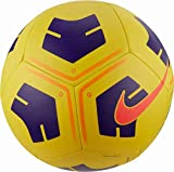 Nike Park Team Ball CU8033-720 - Balón de fútbol (Talla 5), Color Amarillo