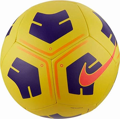 Nike Park Team Ball CU8033-720 - Balón de fútbol (Talla 5), Color Amarillo