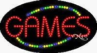 ゲームFlashing &アニメーションLEDサイン( High Impact、エネルギー効率的な)