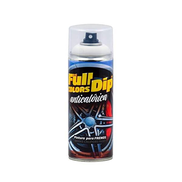 SPRAY FULL DIP ANTICALORICO 400 ML – Blanco CAL002