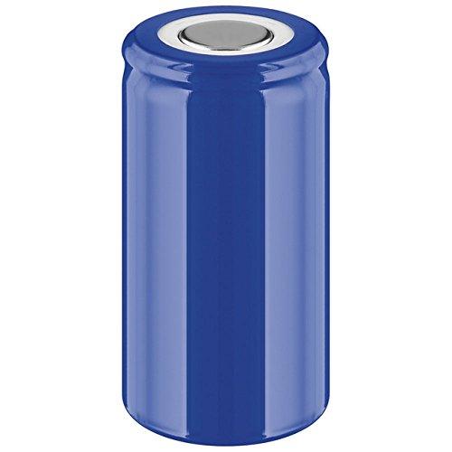 Wentronic 1800mAh Ni-CD Accu Níquel-cadmio (NiCd) 1800mAh 1.2V batería Recargable - Batería/Pila Recargable (1800 mAh, Níquel-cadmio (NiCd), 1,2 V, Azul, 1 Pieza(s))