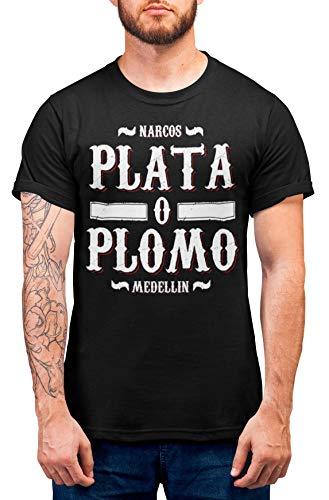 Camisetas La Colmena 2267-Plata o Plomo (Melonseta)