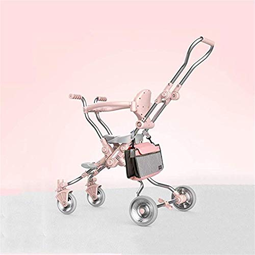 Lowest Prices! Gflyme Stroller Portable Folding Stroller, Aircraft Accessibility, Simple High View, ...