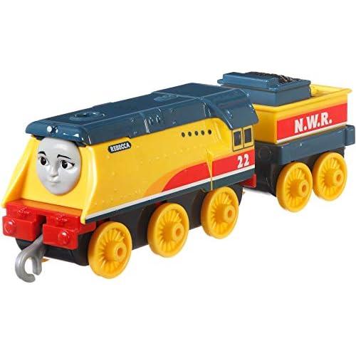 Il Trenino Thomas - TrackMaster Rebecca Locomotiva Giocattolo, per Bambini 3 + Anni, FXX27
