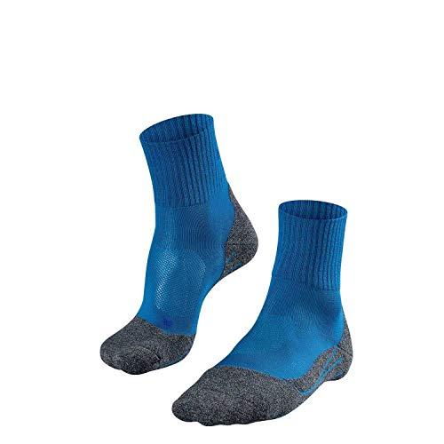 Falke Tk2 Short Cool M So Chaussettes de randonnée pour homme, Homme, 16154, Galaxy Blue, 42-43
