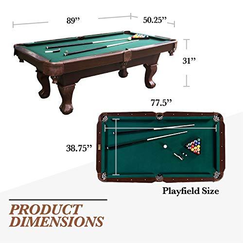 Barrington Springdale 90 Billiard Table