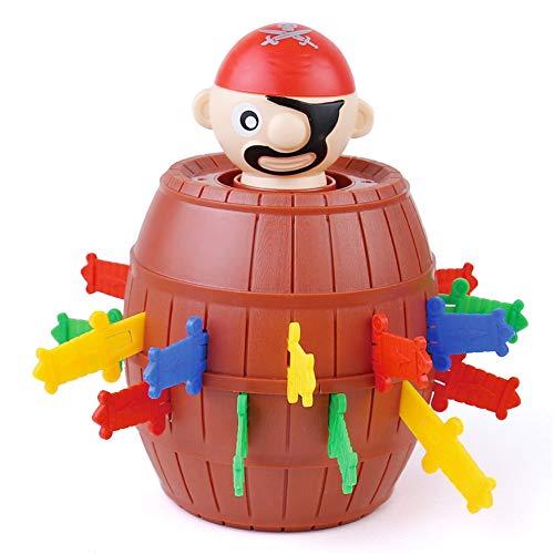 LZ Juguete de Cubo Pirata, un Juego de Juguete Peculiar, un Juguete y una alcancía, Interactivo con Padres e Hijos, Adecuado para niños de la Familia.