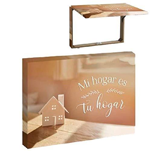 cia lama Tapa Contador Decorativas de Ventana Muebles Pegatinas Decoración del hogar, marrón, única