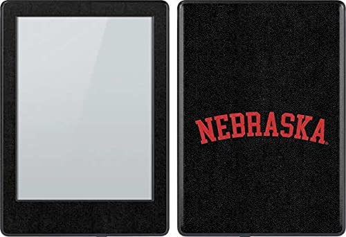 Skinit Decal Tablet Skin Compatible with Kindle E-Reader 6in - Officially Licensed College Nebraska Design