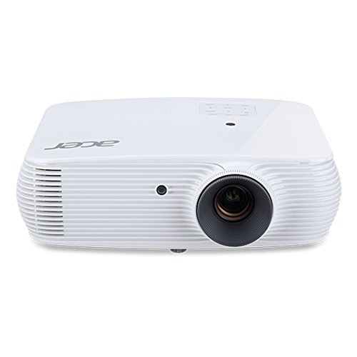 Acer DLP Projector 1280 x 720 HD 3300 Lumens 20,000:1 Contrast Ratio|H5382BD (Renewed)