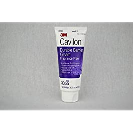 3M Cavilon Durable Barrier Cream – Fragrance Free – 3.25 ounces (92g) Tube – Pack of 3