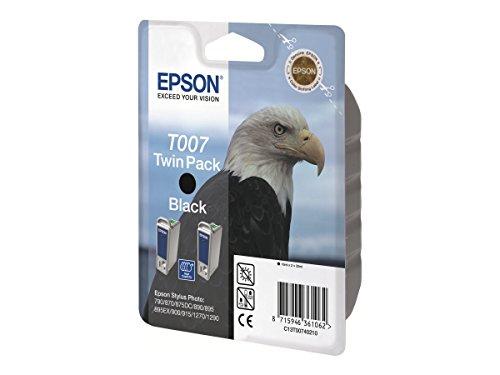 Epson Eagle Ink Cart 13ml f Stylus Photo870 1290 2pk Original Multipack - Cartucho de tinta para impresoras (Original, 87 mm, 27 mm, 130 mm)
