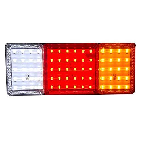 ANAN 24V achter Stop LED lichten achterlicht aanhanger vrachtwagen 2 stuks