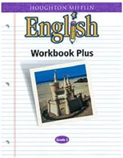Houghton Mifflin English: Workbook Plus Grade 3