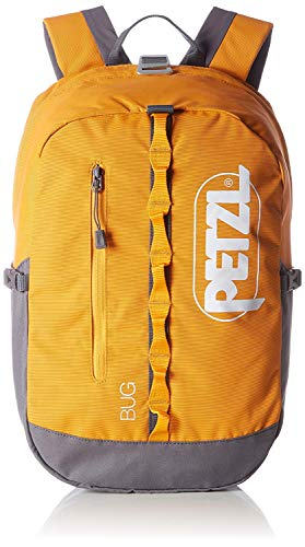PETZL, Bug Climbing Pack, 18L / 1098 Cubic Inches, Orange