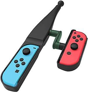 CUHAWUDBA For Nt Switch Joy-Con 釣り竿ジョイスティック スイッチコントローラ用