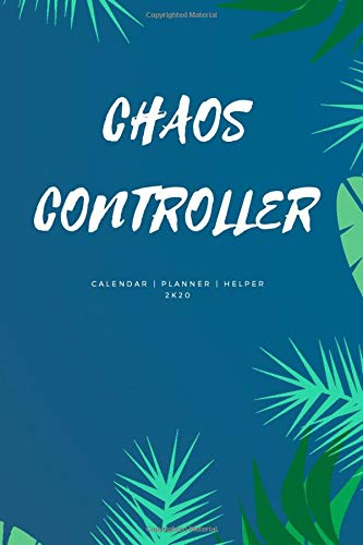 CHAOS CONTROLLER - qualitative calendar (one page-one day): CALLENDAR   PLANNER   HELPER