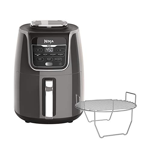 Ninja AF161 Max XL Air Fryer, 5.5-Quart, Grey