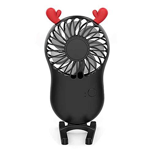 3D creativo sala de estar dormitorio sofá fondo Nuevo diseño Mini fans Cooler de aire portátil de mano eléctrica USB recargable Lindo lindo Fans de enfriamiento Estudiante Inicio Viaje al aire libre D
