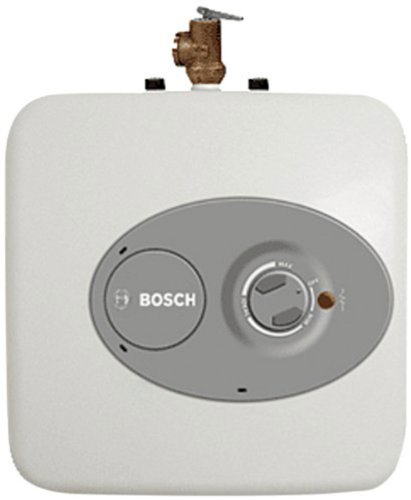 Bosch ES4 Point-of-Use Mini-Tank Water Heater, 4-Gallon